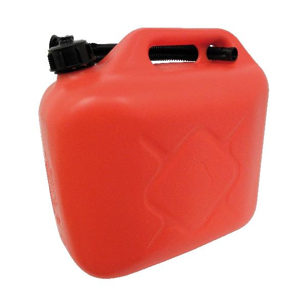 Image of Carpoint Benzinekan 10L 670g rood 10061