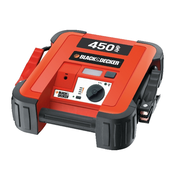Image of Black & Decker Black&Decker BDJS450 Jumpstarter 450A 90103
