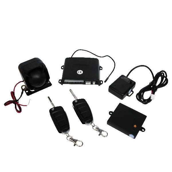 Image of Carpoint Auto alarm met klapsleutel 60061