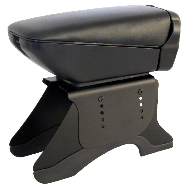 Image of Carpoint Armsteun 'Tourist' zwart universeel 25003