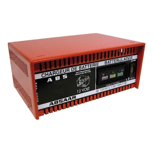 Absaar Absaar acculader 6A 12V 05300