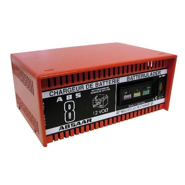 Absaar Absaar acculader 8A 12V 05305