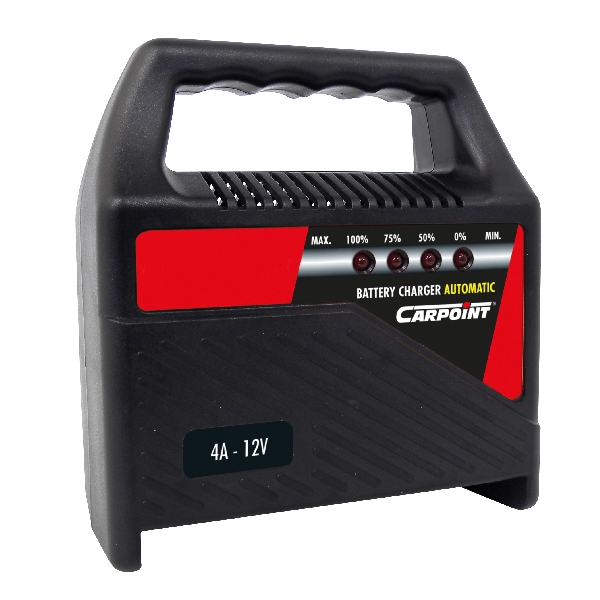 Carpoint Acculader 4A T 35804