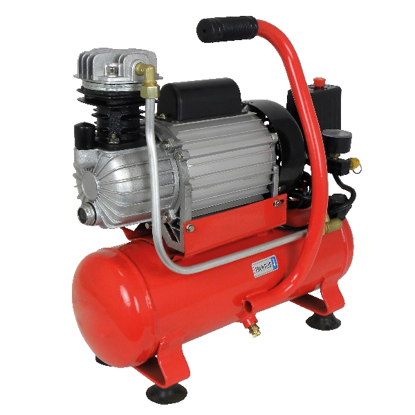 Image of Carpoint Compressor met olie 6 liter 1 PK 55004 0655004_613