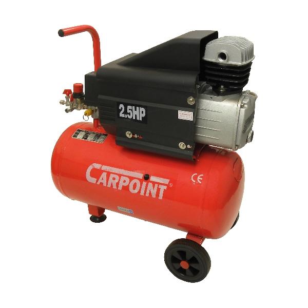 Image of Carpoint Compressor met olie 24 liter 2.5 PK 55005