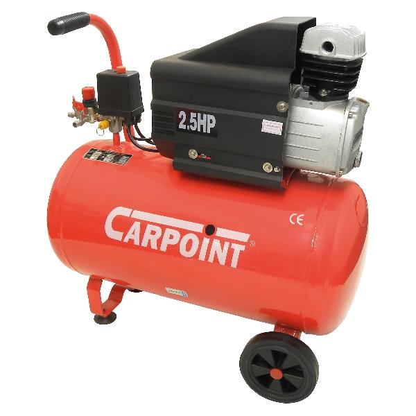 Image of Carpoint Compressor met olie 50 liter 2.5 PK 55006 0655006_613