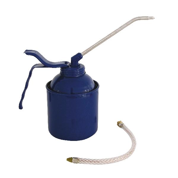 Image of Pressol Pressol oliespuit koperen pomp met slangetje 500ml 56456