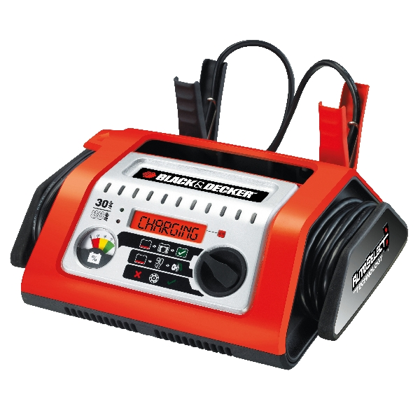 Image of Black & Decker Black&Decker BDSBC30A Acculader 30A 90102