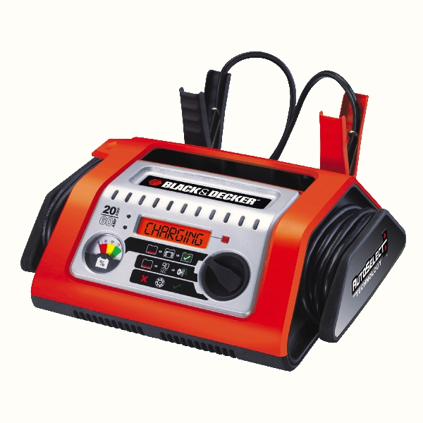 Black & Decker Black&Decker BDSBC20A Acculader 20A 90104
