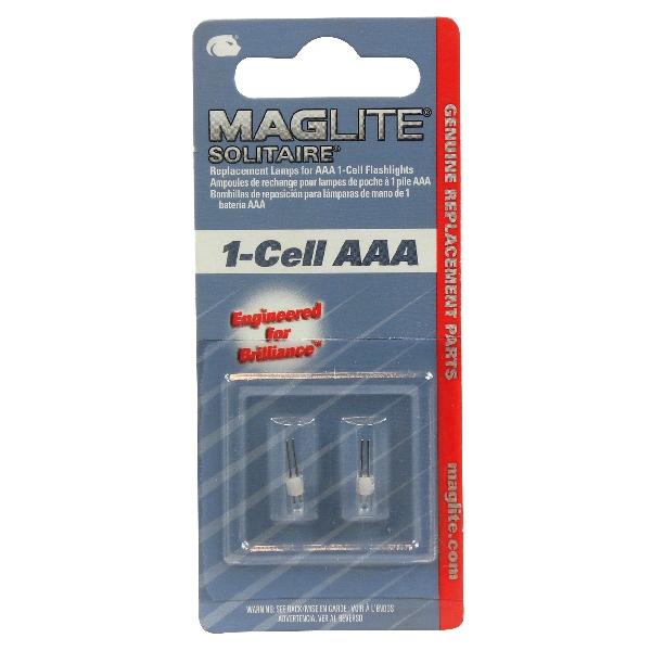 Image of Maglite Maglite lampje tbv Maglite Solitair zwart 10223