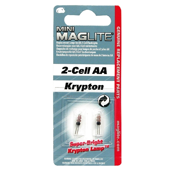 Image of Maglite Maglite lampje tbv Maglite AA zwart 10225