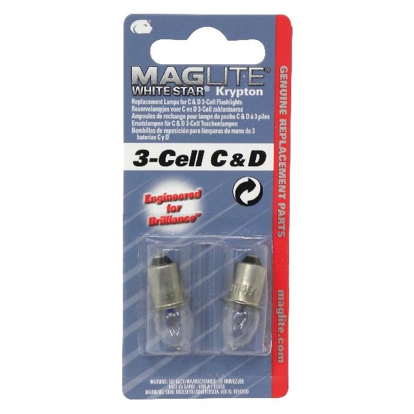 Image of Maglite Maglite lampje tbv Maglite 4D zwart 10228