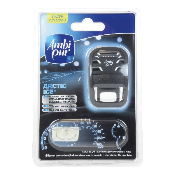 Image of Carpoint Ambi pur 'Artic Ice' H + NV 10618