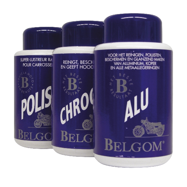 Image of Belgom Belgom P07-025 Alu 250ml 00100