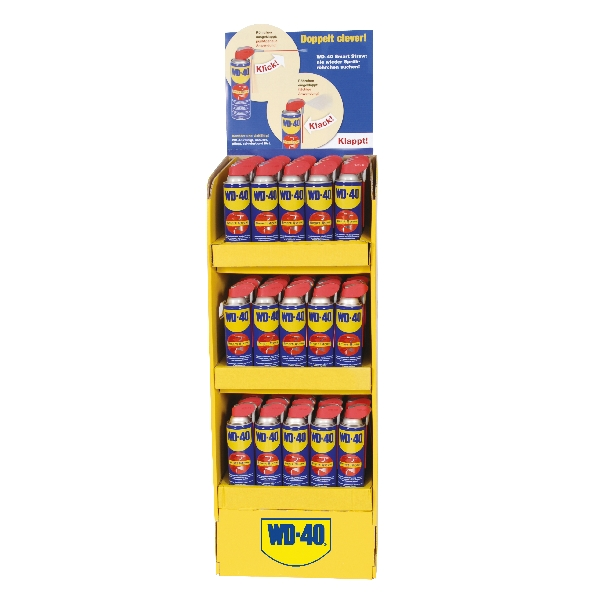 Image of Wd-40 WD-40 31638 Microstack smart straw 60x450ml 10013