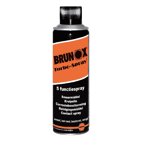 Image of Brunox Brunox BRUNOXTS300ML Turbo spray 300ml 13020
