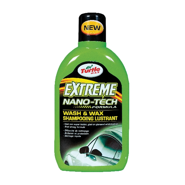 Image of Turtle Wax Turtle wax FG5614 Extreme Was & wax 500ml 30630