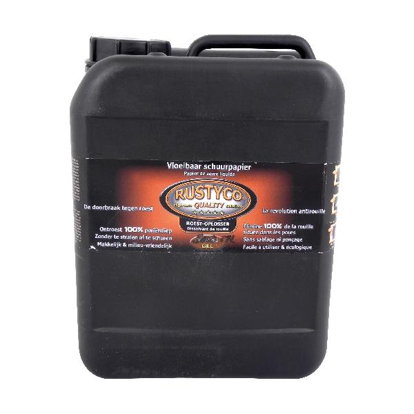 Image of Rustyco Rustyco 1020 Roestoplosser Gel 5L 40005