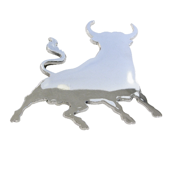 Image of Carpoint 3D deco 'Bull' 18554