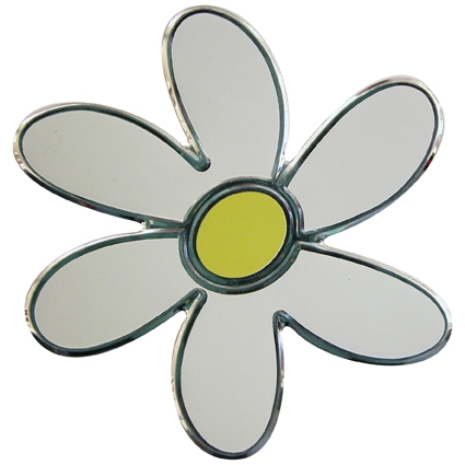 Image of Carpoint 3D deco 'Large Daisy' 18645