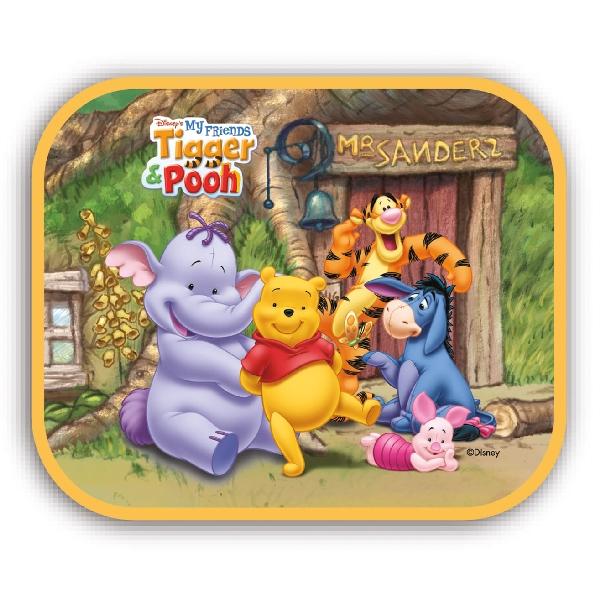 Image of Carpoint Disney Winnie the Pooh Zonnescherm 'Friends' 2st 13835
