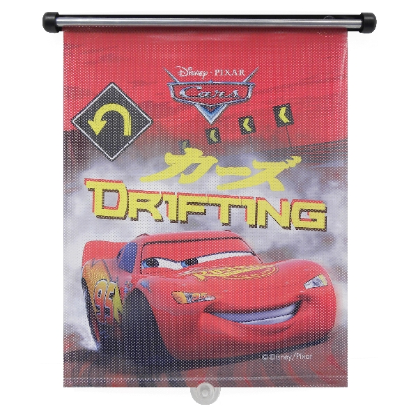 Image of Disney Disney Cars Rolgordijn 'Drifting' 34036