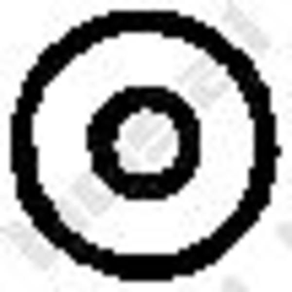 Bosal Veerring uitlaatsysteem 258-133