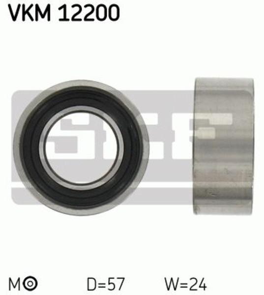 Skf Spanrol distributieriem VKM 12200