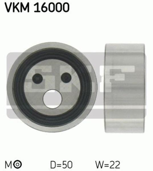 Skf Spanrol distributieriem VKM 16000