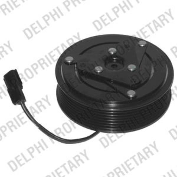 Image of Delphi Diesel Airco compressor magneetkoppeling 0165001/0