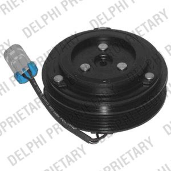 Image of Delphi Diesel Airco compressor magneetkoppeling 0165002/0
