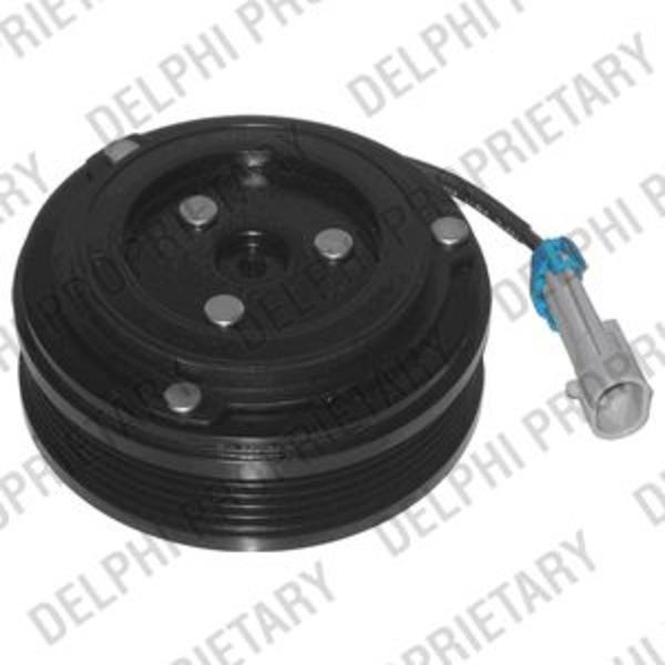 Image of Delphi Diesel Airco compressor magneetkoppeling 0165003/0