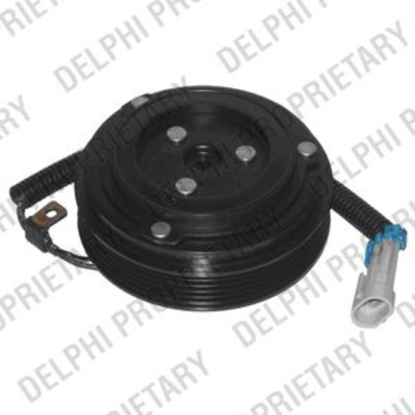Image of Delphi Diesel Airco compressor magneetkoppeling 0165004/0