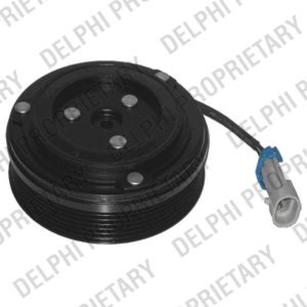 Image of Delphi Diesel Airco compressor magneetkoppeling 0165005/0