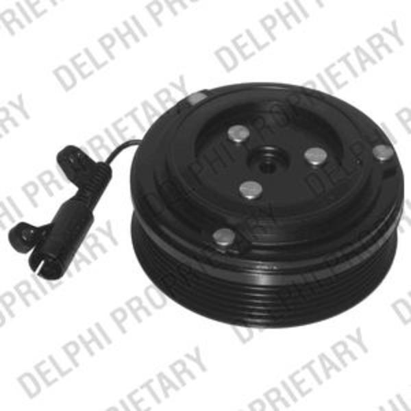 Image of Delphi Diesel Airco compressor magneetkoppeling 0165006/0