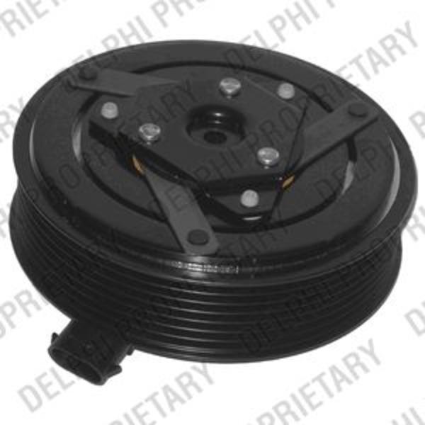 Image of Delphi Diesel Airco compressor magneetkoppeling 0165009/0