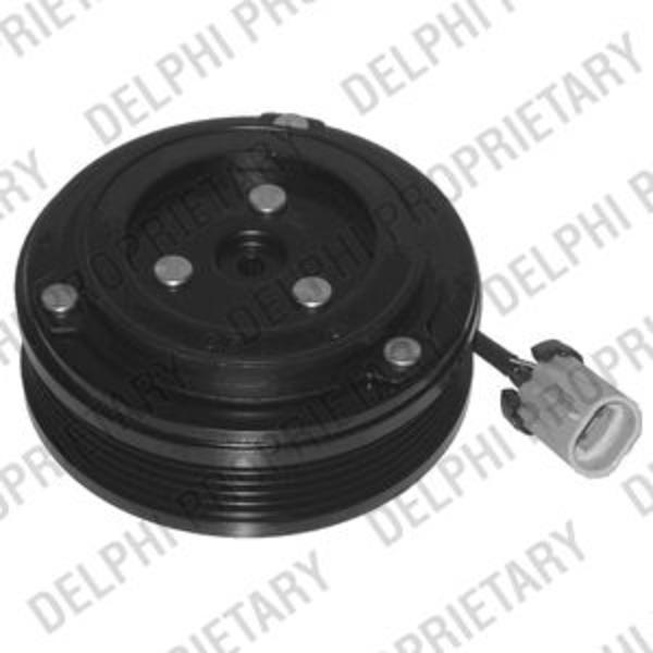 Image of Delphi Diesel Airco compressor magneetkoppeling 0165010/0