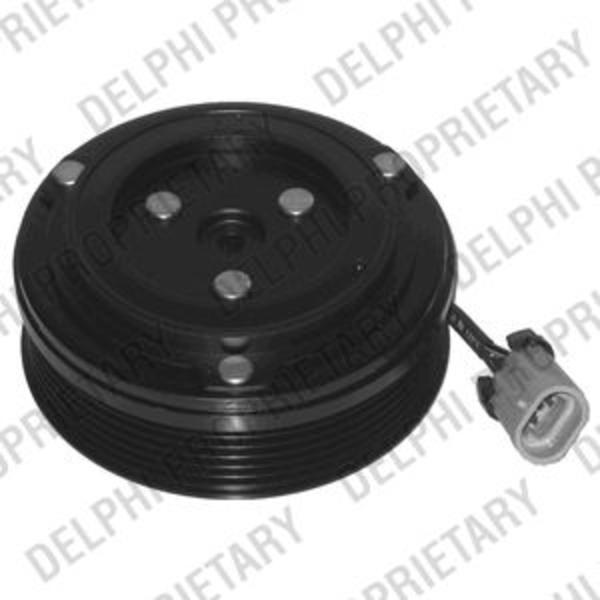 Image of Delphi Diesel Airco compressor magneetkoppeling 0165011/0