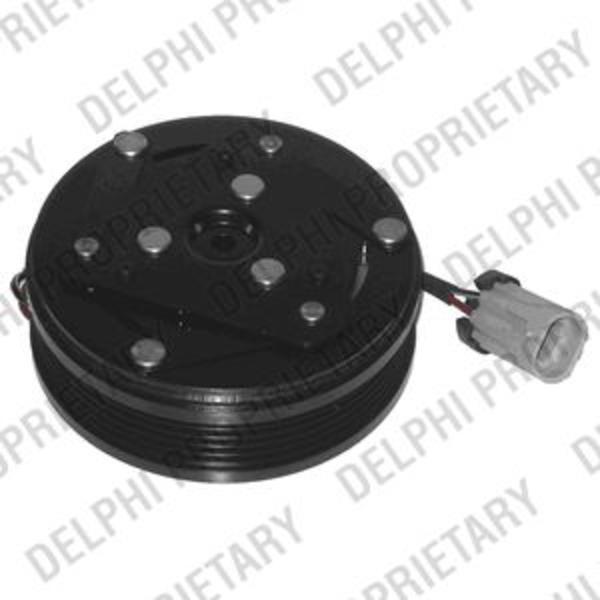 Image of Delphi Diesel Airco compressor magneetkoppeling 0165012/0