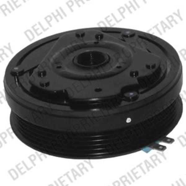 Image of Delphi Diesel Airco compressor magneetkoppeling 0165013/0