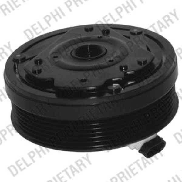 Image of Delphi Diesel Airco compressor magneetkoppeling 0165016/0