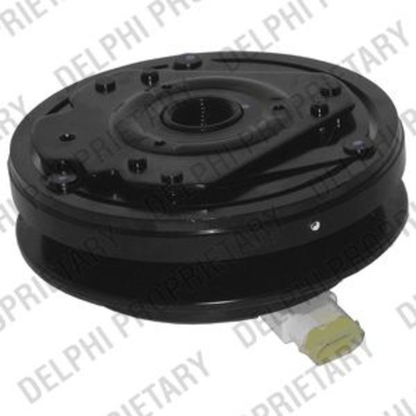 Image of Delphi Diesel Airco compressor magneetkoppeling 0165017/0