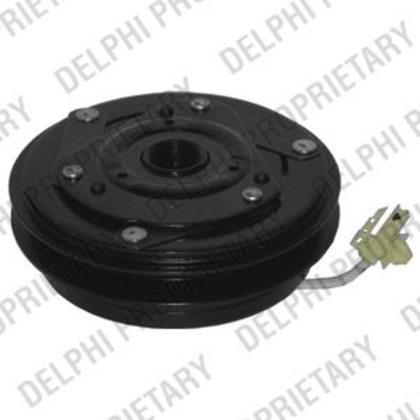 Image of Delphi Diesel Airco compressor magneetkoppeling 0165025/0