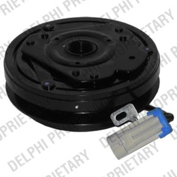 Image of Delphi Diesel Airco compressor magneetkoppeling 0165027/0