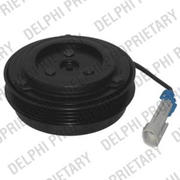 Image of Delphi Diesel Airco compressor magneetkoppeling 0165031/0
