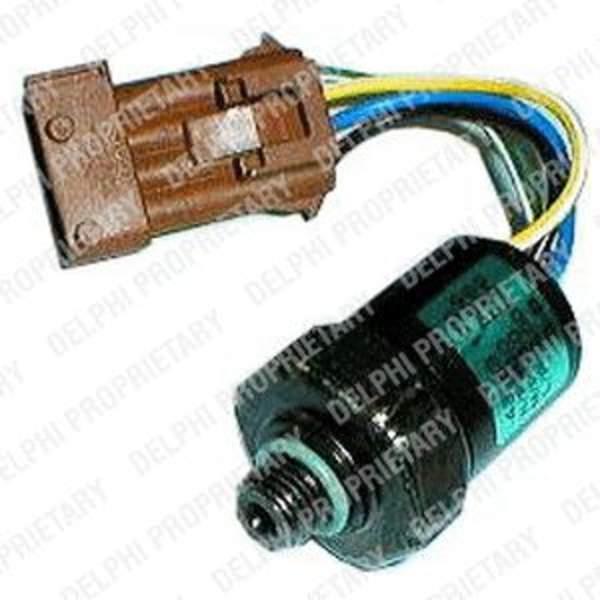 Image of Delphi Diesel Airco hogedrukschakelaar TSP0435068 tsp0435068_258