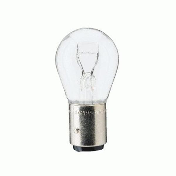 Image of Philips Gloeilamp achterlicht / Gloeilamp mist-/ achterlicht / Gloeilamp mistachterlicht / Gloeilamp remlicht / Gloeilamp remlicht-/ achterlicht 12...