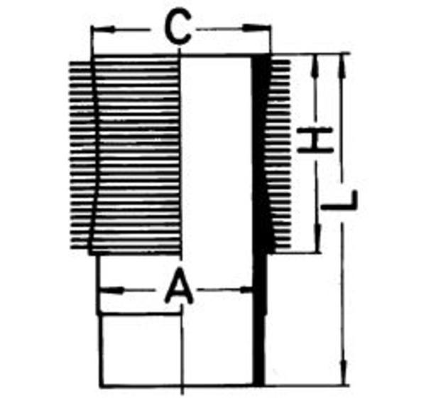Image of Kolbenschmidt Cilinderbus/voering 88684110