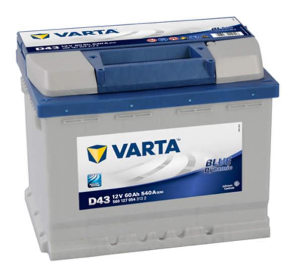 Image of Varta Accu 5601270543132