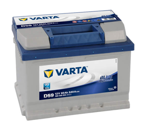 Image of Varta Accu 5604090543132